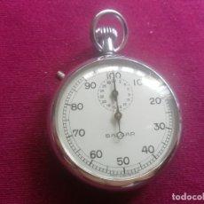 Relojes de bolsillo: CRONÓMETRO SALGAR. Lote 175886063