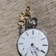 Relojes de bolsillo: RELOJ DE BOLSILLO LLAVE. Lote 176085983