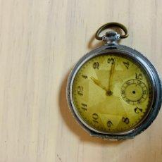 Relojes de bolsillo: ANTIGUO RELOJ DE BOLSILLO PARA REPARAR. Lote 176315887