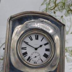 Relojes de bolsillo: GRAN RELOJ DE BOLSILLO 8 DÍAS-GOLIAT-CIRCA 1900-FUNCIONANDO. Lote 176469699