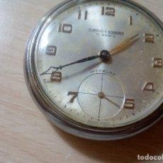 Relojes de bolsillo: ALTA GAMA CUERVO Y SOBRINOS. Lote 176558880