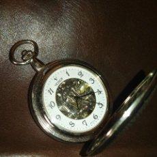 Relojes de bolsillo: RELOJ BOLSILLO VICEROY DE CARGA MANUAL. Lote 176676262