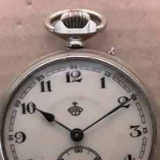 Relojes de bolsillo: RELOJ DE BOLSILLO ANTIGUO,THIEL. Lote 176689643