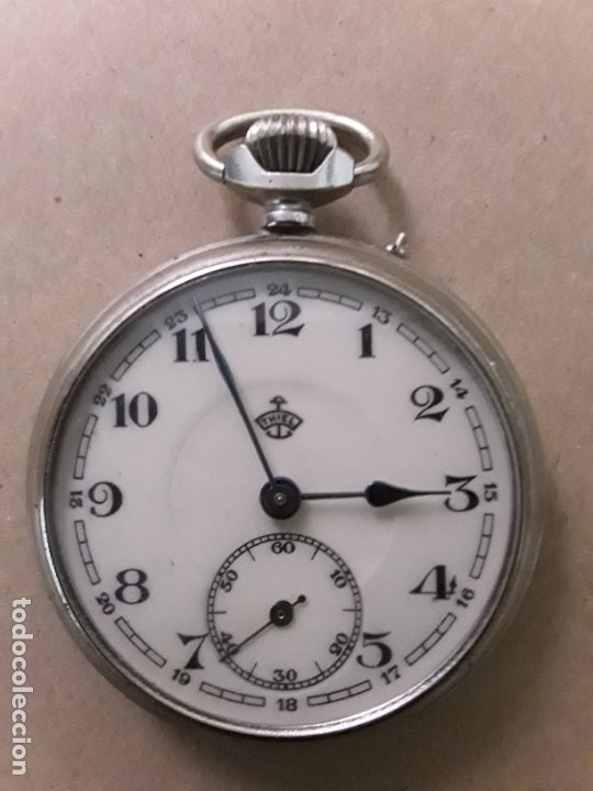 Relojes de bolsillo: Reloj de bolsillo antiguo,thiel - Foto 2 - 176689643