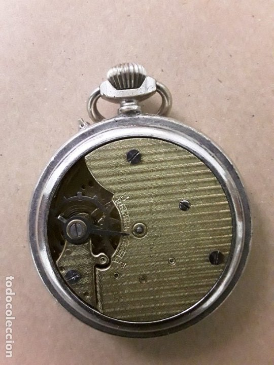 Relojes de bolsillo: Reloj de bolsillo antiguo,thiel - Foto 5 - 176689643
