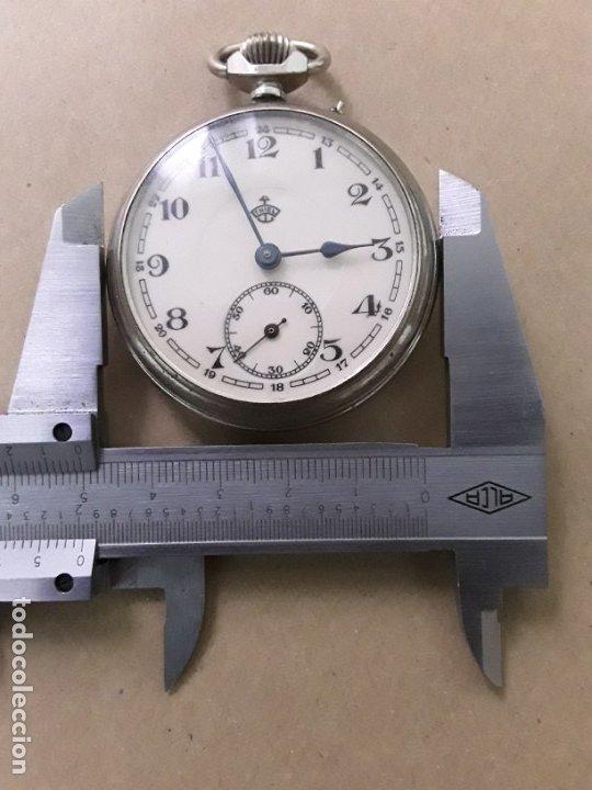 Relojes de bolsillo: Reloj de bolsillo antiguo,thiel - Foto 6 - 176689643
