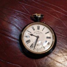 Relojes de bolsillo: RELOJ DE BOLSILLO DOXA ANTIMAGNETIQUE. GOLIAT. DIÁMETRO 65,50 CM. Lote 54575915