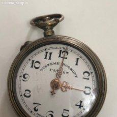 Relojes de bolsillo: RELOJ DE BOLSILLO. SYSTEME ROSKOPF - VER LAS FOTOS. Lote 176884284