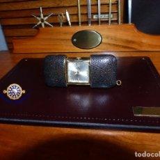 Relojes de bolsillo: STOWA ANTIGUO RELOJ DE BOLSILLO, PETACA. Lote 176918765