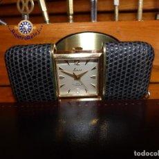 Relojes de bolsillo: LACO ANTIGUO RELOJ DE BOLSILLO, PETACA. Lote 176921390