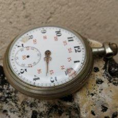 Relojes de bolsillo: C2/2 RELOJ DE BOLSILLO ANTIGUO REPARACIONES. Lote 177319728