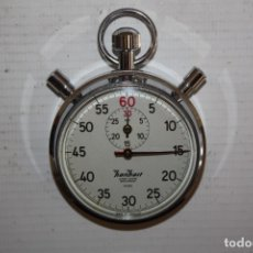Relojes de bolsillo: CRONOMETRO HANHART ALEMAN HACIA 1970 FUNCIONA. Lote 177383955