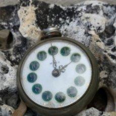 Relojes de bolsillo: C2/8 RELOJ DE BOLSILLO META PIEZAS/PROYECTOS.. Lote 177427373
