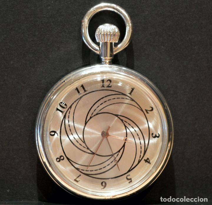 BONITO RELOJ DE BOLSILLO CARGA MANUAL Y AUTOMATICO (Relojes - Bolsillo Carga Manual)
