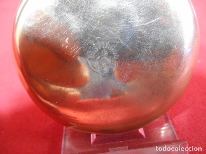 Relojes de bolsillo: RELOJ DE BOLSILLO TIPO ROSKOPF MARCA - DISTINGUO - DIAMETRO 58 MM - - Foto 8 - 177939317