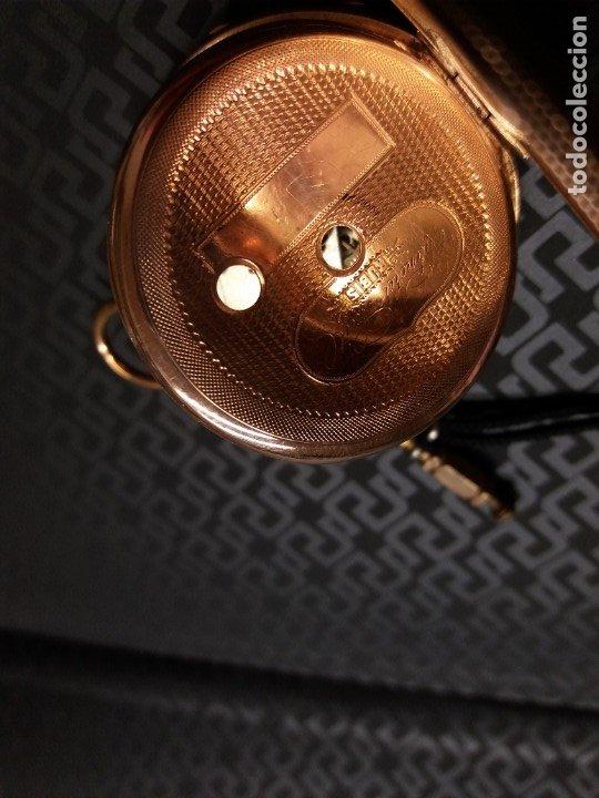 Relojes de bolsillo: Reloj Bolsillo oro 18K - Foto 3 - 178008022