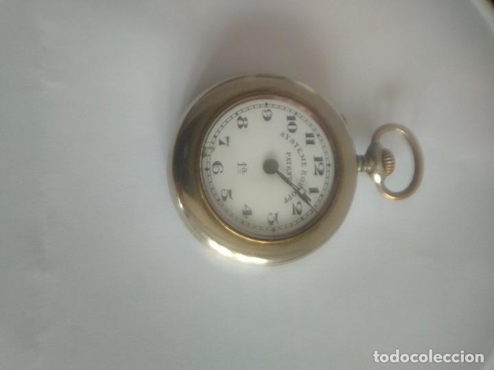 Relojes de bolsillo: Reloj roskof - Foto 2 - 178386175