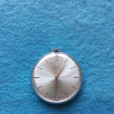 Relojes de bolsillo: RELOJ DE BOLSILLO ANTIGUO MARCA DOGMA. Lote 178792495