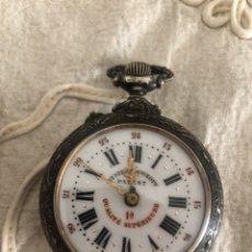 Relojes de bolsillo: RELOJ DE BOLSILLO SYSTEME ROSKOPF. Lote 178960737