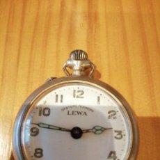 Relojes de bolsillo: RELOJ SISTEMA ROSKOPF FUNCIONANDO. Lote 179077303