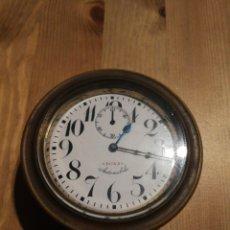 Relojes de bolsillo: IMPRESIONANTE RELOJ DOXA AUTOMOBILE. Lote 179148126
