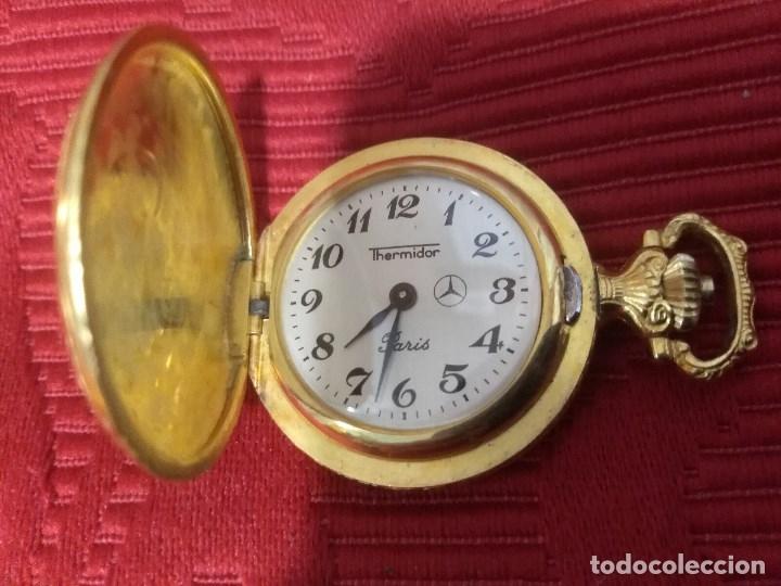 RELOJ BOLSILLO THERMIDOR A CUERDA (Relojes - Bolsillo Carga Manual)