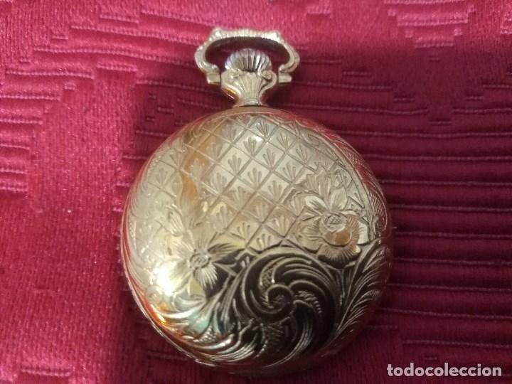 Relojes de bolsillo: RELOJ BOLSILLO THERMIDOR A CUERDA - Foto 2 - 179345813