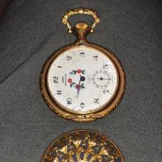 Relojes de bolsillo: MAGNIFICO RELOJ DE BOLSILLO ROYCE S.KOCHER ANTIGUO - VER LAS FOTOS. Lote 180147183
