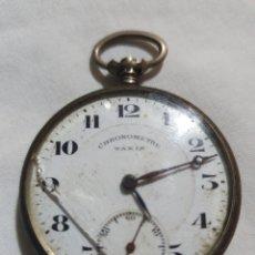Relojes de bolsillo: ANTIGUO RELOJ DE BOLSILLO POR FAVOR LEER DESCRIPCIÓN. Lote 180201843