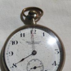 Relojes de bolsillo: ANTIGUO RELOJ DE BOLSILLO POR FAVOR LEER DESCRIPCIÓN. Lote 180202021