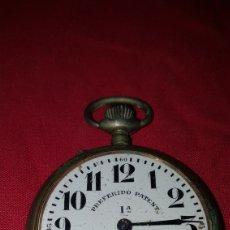 Relojes de bolsillo: ANTIGUO RELOJ BOLSILLO PREFERIDO PATENT. Lote 180289330