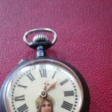Relojes de bolsillo: ANTIGUO RELOJ DE BOLSILLO. Lote 180338202