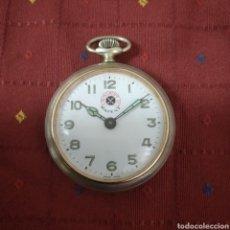 Relojes de bolsillo: RELOJ A. ROSSKOPF & C°CON CHICHONERA. Lote 180472958