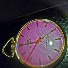 Relojes de bolsillo: RELOJ BOLSILLO MECANICO.. Lote 180477046