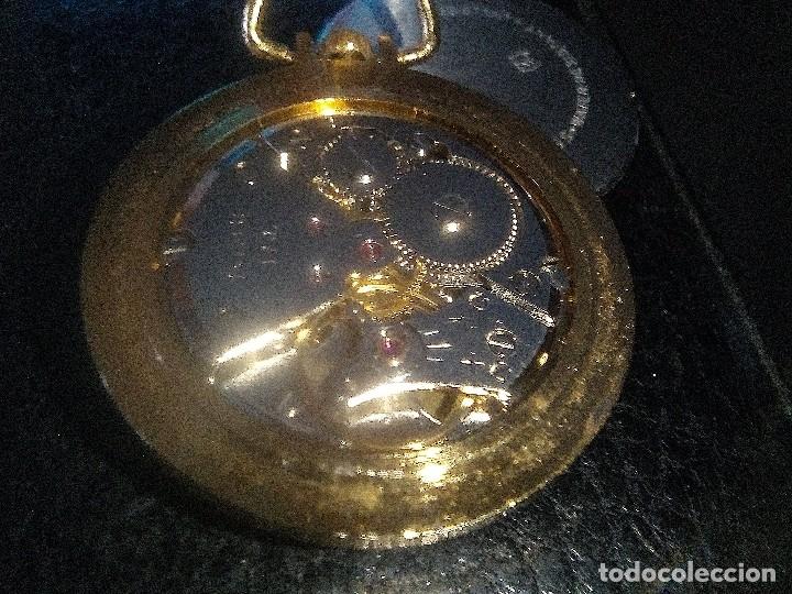 Relojes de bolsillo: RELOJ BOLSILLO MECANICO. - Foto 2 - 180477046