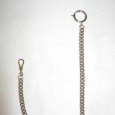 Relojes de bolsillo: CADENA DE RELOJ. Lote 180488870