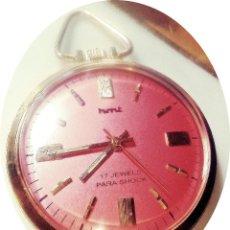 Relojes de bolsillo: RELOJ BOLSILLO MECANICO.. Lote 180493728