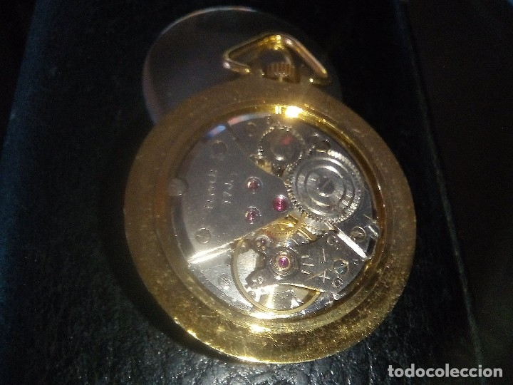 Relojes de bolsillo: RELOJ BOLSILLO MECANICO. - Foto 2 - 180493728