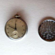 Relojes de bolsillo: RELOJ SUIZO DE BOLSILLO. Lote 180499571