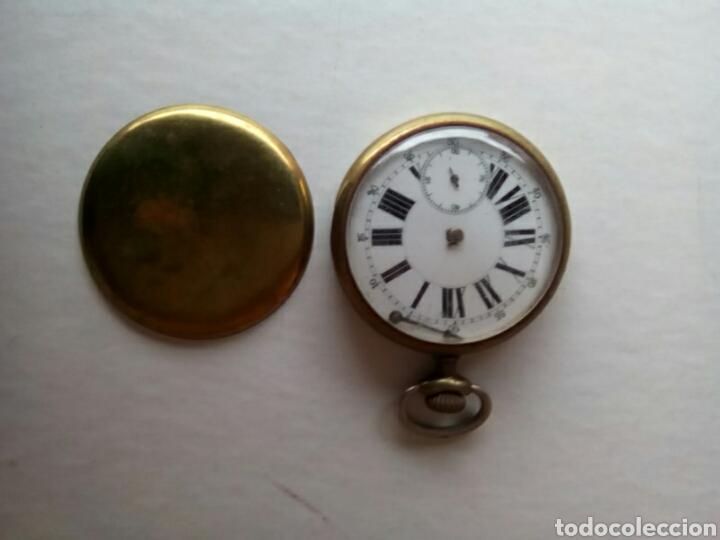 MUY ANTIGUO RELOJ DE BOLSILLO (Relojes - Bolsillo Carga Manual)