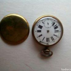 Relojes de bolsillo: MUY ANTIGUO RELOJ DE BOLSILLO. Lote 180500703