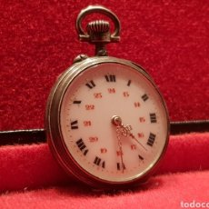 Relojes de bolsillo: RELOJ DE BOLSILLO FUNCIONANDO. Lote 180847300