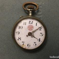 Relojes de bolsillo: RELOJ CENTENARIO DE BOLSILLO - CRONÓMETRO 1A VERDAD - DE LA DÉCADA DE LOS AÑOS 20. Lote 181138510