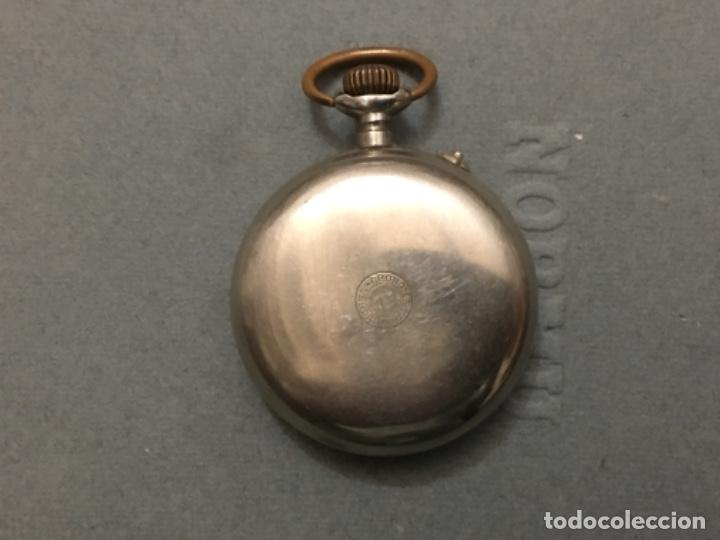 Relojes de bolsillo: Reloj centenario de bolsillo - Cronómetro 1a verdad - de la década de los años 20 - Foto 3 - 181138510