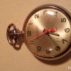 Relojes de bolsillo: RELOJ DE BOLSILLO THERMIDOR .. Lote 125029507