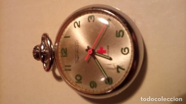 Relojes de bolsillo: RELOJ DE BOLSILLO THERMIDOR . - Foto 2 - 125029507