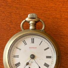 Relojes de bolsillo: RELOJ DE BOLSILLO EXPRESS. Lote 181562037