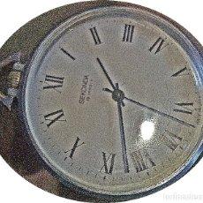 Relojes de bolsillo: RELOJ BOLSILLO RUSO SEKONDA. Lote 181573291