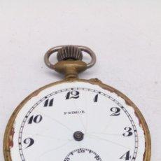 Relojes de bolsillo: RELOJ DE BOLSILLO PARA PIEZAS. Lote 181693252