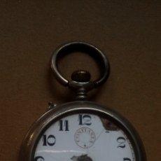Relojes de bolsillo: RELOJ BOLSILLO ROSKOPF CONFIANZA - PARA ARREGLAR O PIEZAS. Lote 181713680